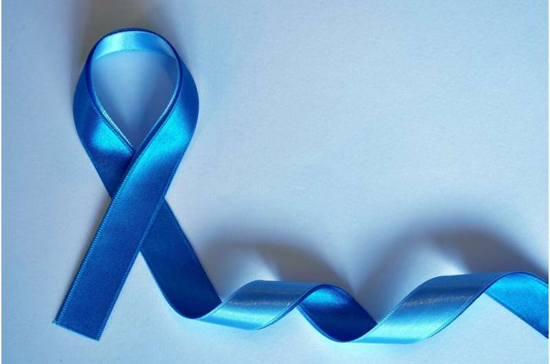 When should screening start for men with a family history of prostate cancer?