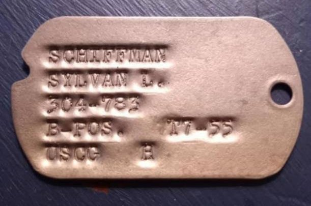 Missing dog tag found on the Jersey Shore after 50 years