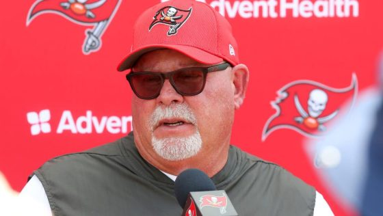 Bruce Arians: Some guys don't realize they're fighting for jobs this offseason