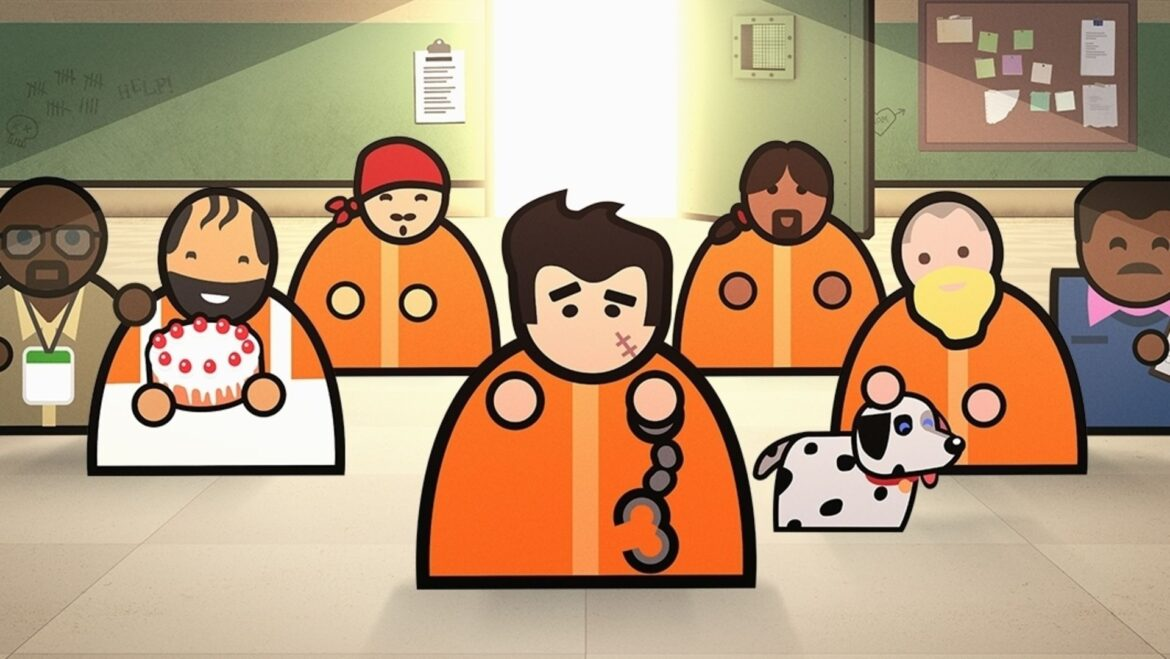 Prison Architect's Second Chances expansion brings rehabilitation to the fore